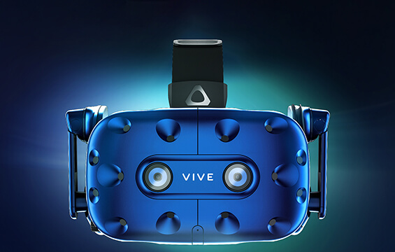 HTC Vive hardware